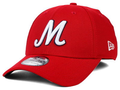 Memphis Redbirds New Era MiLB Classic 39THIRTY Cap