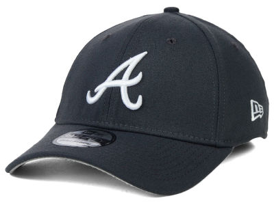 Atlanta Braves New Era MLB Fashion Classic 39THIRTY Cap