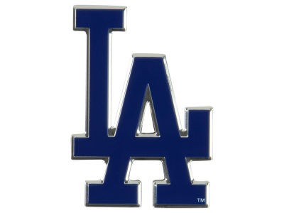 Los Angeles Dodgers Auto Emblem Full Color