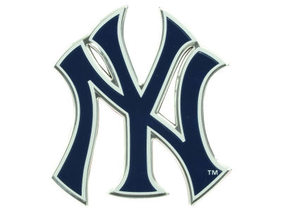 New York Yankees Auto Emblem Full Color