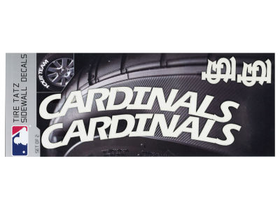 St. Louis Cardinals 2pk Tire Tatz