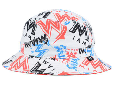 Miami Marlins '47 MLB Bravado Bucket