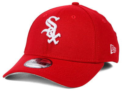 Chicago White Sox New Era MLB Fashion Classic 39THIRTY Cap