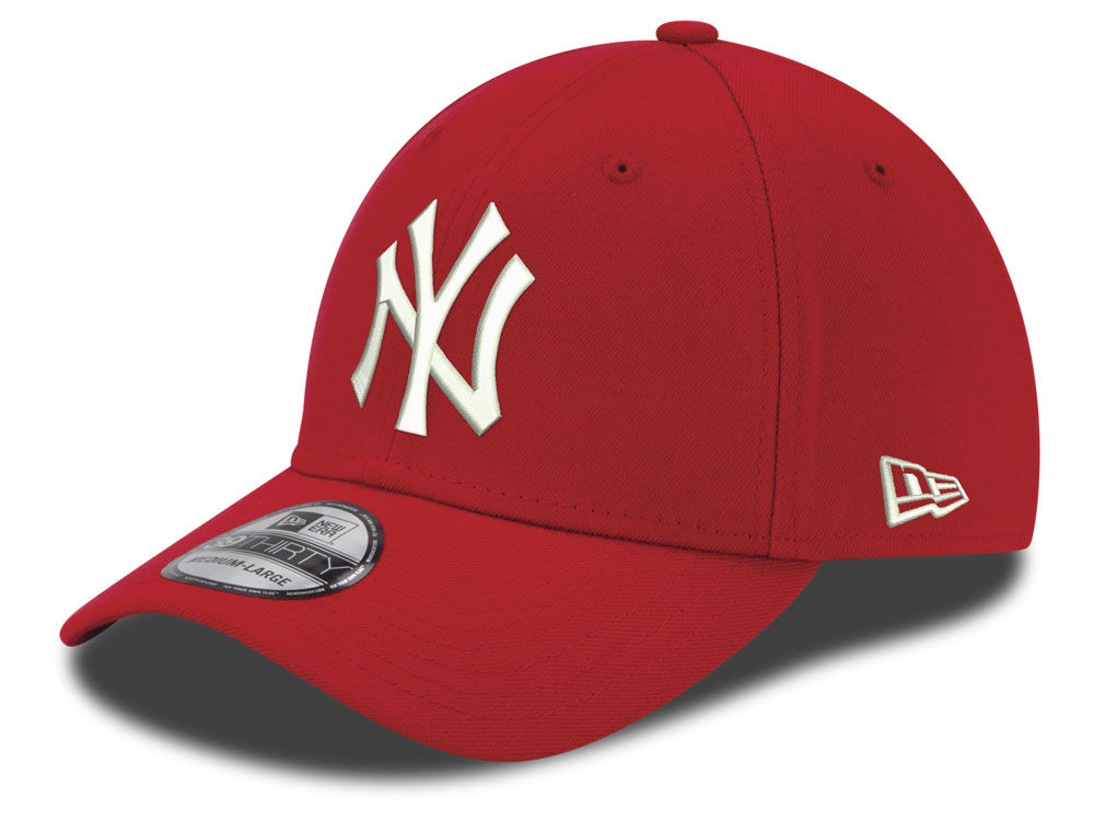 d624541291f New York Yankees New Era MLB Dub Classic 39THIRTY Cap