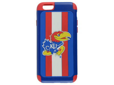 Kansas Jayhawks Iphone 6 Dual Hybrid Case