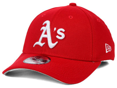 Oakland Athletics New Era MLB Fashion Classic 39THIRTY Cap