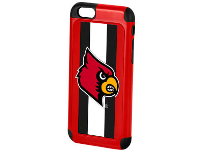 Louisville Cardinals Iphone 6 Dual Hybrid Case