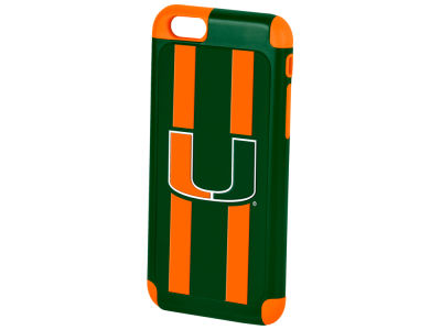 Miami Hurricanes Iphone 6 Dual Hybrid Case