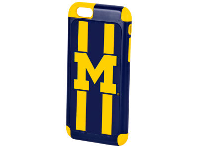 Michigan Wolverines Iphone 6 Dual Hybrid Case