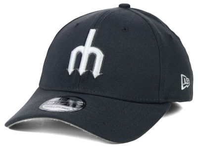 Seattle Mariners New Era MLB Fashion Classic 39THIRTY Cap