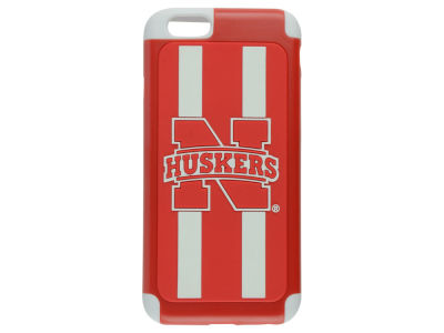 Nebraska Cornhuskers Iphone 6 Dual Hybrid Case