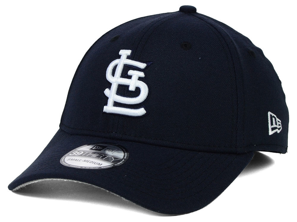 lowest price 74beb b4600 ... uk st. louis cardinals new era mlb fashion classic 39thirty cap aaf6a  1eb54