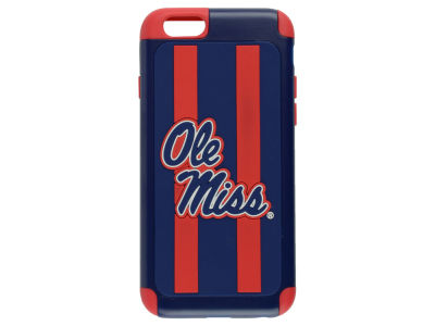 Ole Miss Rebels Iphone 6 Dual Hybrid Case
