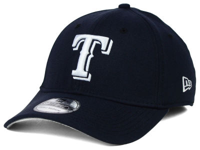 Texas Rangers New Era MLB Fashion Classic 39THIRTY Cap