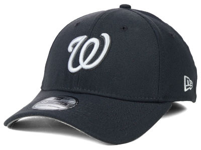 Washington Nationals New Era MLB Fashion Classic 39THIRTY Cap