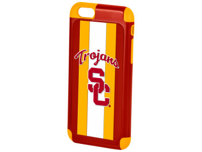 USC Trojans Iphone 6 Dual Hybrid Case