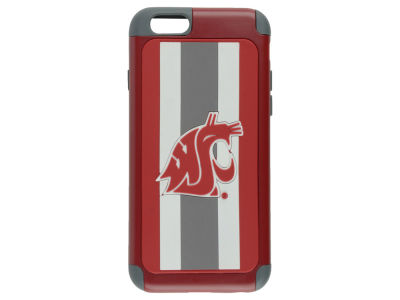 Washington State Cougars Iphone 6 Dual Hybrid Case