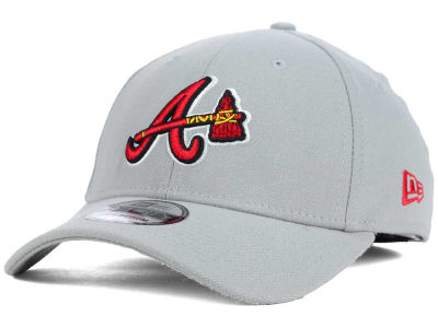 Atlanta Braves New Era MLB Core Classic 39THIRTY Cap