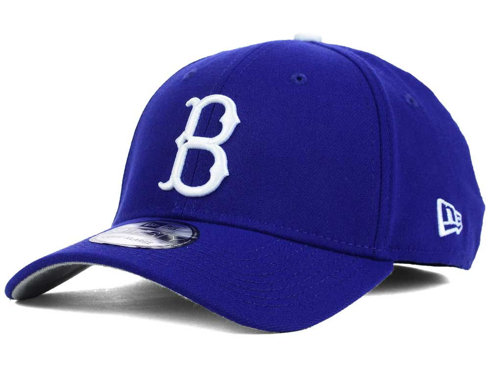 7cbff4f5894 Brooklyn Dodgers New Era MLB Core Classic 39THIRTY Cap