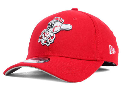 Cincinnati Reds New Era MLB Core Classic 39THIRTY Cap