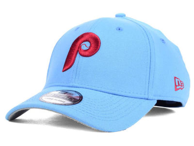 Philadelphia Phillies New Era MLB Core Classic 39THIRTY Cap