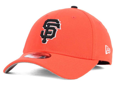 San Francisco Giants New Era MLB Core Classic 39THIRTY Cap