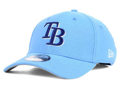 Tampa Bay Rays New Era MLB Core Classic 39THIRTY Cap