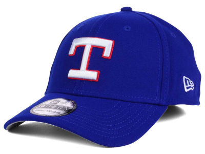Texas Rangers New Era MLB Core Classic 39THIRTY Cap