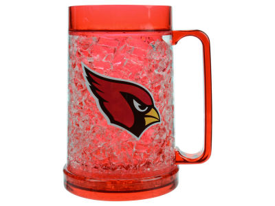 Arizona Cardinals 16oz Freezer Mug Color Insert