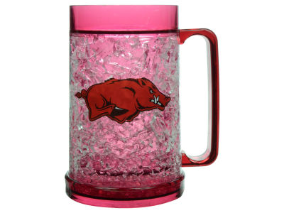 Arkansas Razorbacks 16oz Freezer Mug Color Insert