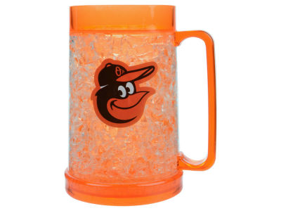 Baltimore Orioles 16oz Freezer Mug Color Insert