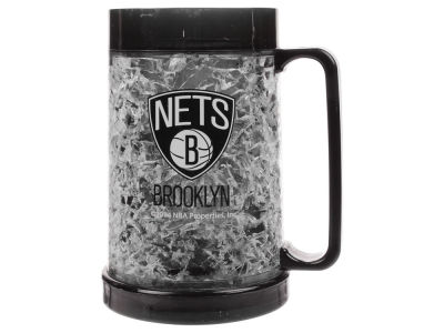 Brooklyn Nets 16oz Freezer Mug Color Insert