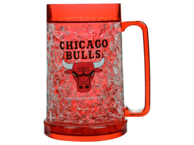 Chicago Bulls 16oz Freezer Mug Color Insert
