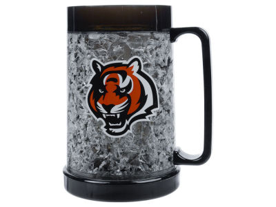 Cincinnati Bengals 16oz Freezer Mug Color Insert