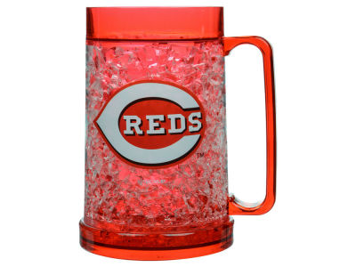 Cincinnati Reds 16oz Freezer Mug Color Insert