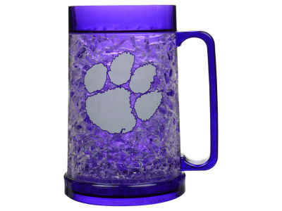 Clemson Tigers 16oz Freezer Mug Color Insert