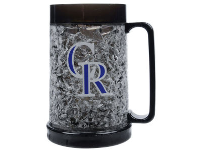 Colorado Rockies 16oz Freezer Mug Color Insert