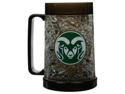 Colorado State Rams 16oz Freezer Mug Color Insert