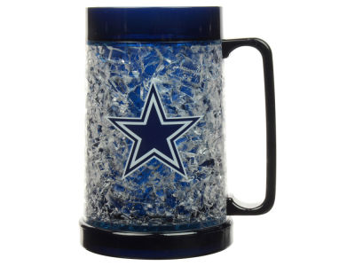 Dallas Cowboys 16oz Freezer Mug Color Insert