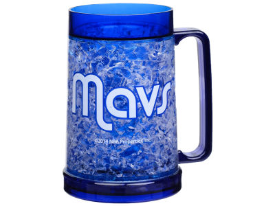 Dallas Mavericks 16oz Freezer Mug Color Insert
