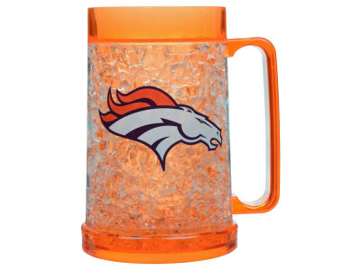 Denver Broncos 16oz Freezer Mug Color Insert