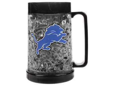 Detroit Lions 16oz Freezer Mug Color Insert