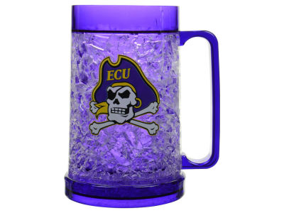 East Carolina Pirates 16oz Freezer Mug Color Insert