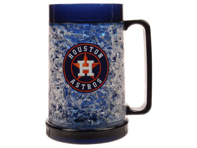 Houston Astros 16oz Freezer Mug Color Insert