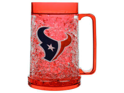 Houston Texans 16oz Freezer Mug Color Insert