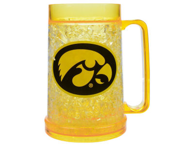 Iowa Hawkeyes 16oz Freezer Mug Color Insert