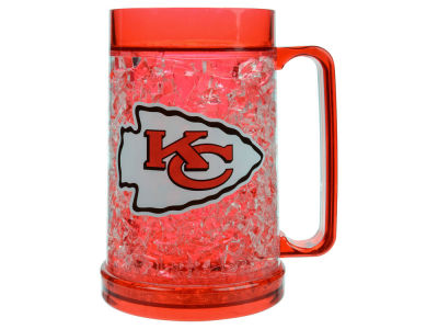 Kansas City Chiefs 16oz Freezer Mug Color Insert