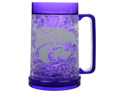 Kansas State Wildcats 16oz Freezer Mug Color Insert