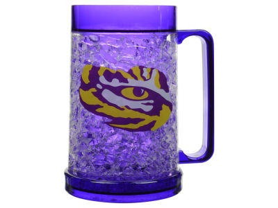 LSU Tigers 16oz Freezer Mug Color Insert