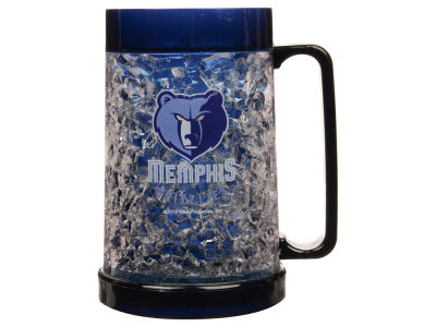 Memphis Grizzlies 16oz Freezer Mug Color Insert